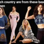 country with the most beautiful women in the world