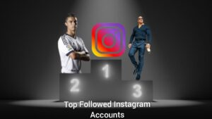 top instagram followed account 2021